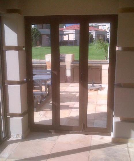 Aluminium Door Manufacture and Installation