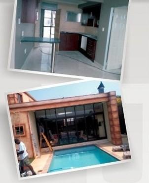 Home renovations and Aluminium installation